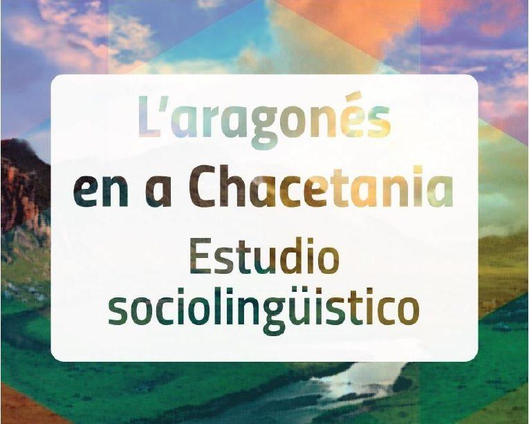 O estudio «L'aragonés en a Chacetania» en o seminario del CUSC (Universitat de Barcelona) .
