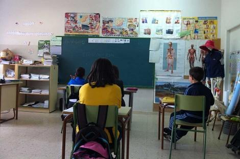 L'abandono escolar prematuro al médio rural, freno pa'l desenrollo?