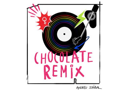 """""""Chocolate remix"""": La revolución d'el reggaeton lesbico."""