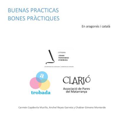 Clarió i Trobada, bones pràctiques en aragonés i català