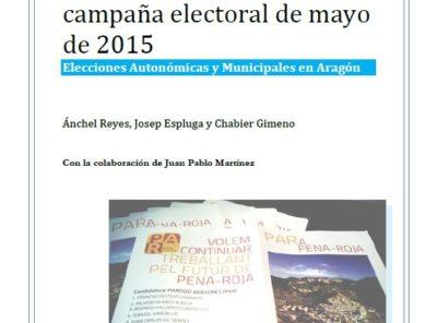 Uso de las lenguas propias de Aragón en la campaña electoral de mayo 2015. Elecciones municipales y autonómicas
