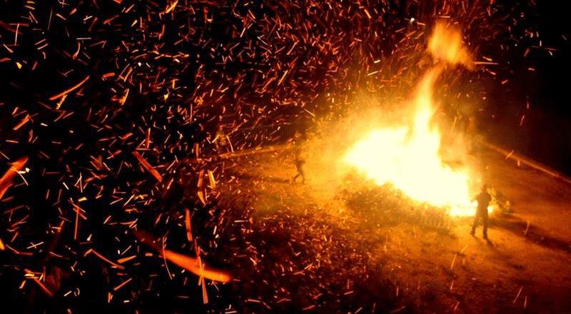 «Del Moncayo a Collarada». La tradición ancestral de los Mozos de Lituénigo.