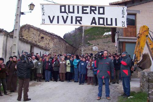 #QueremosVivirAquí. Historia de un hastag para reivindicar nuestros pueblos y comarcas.